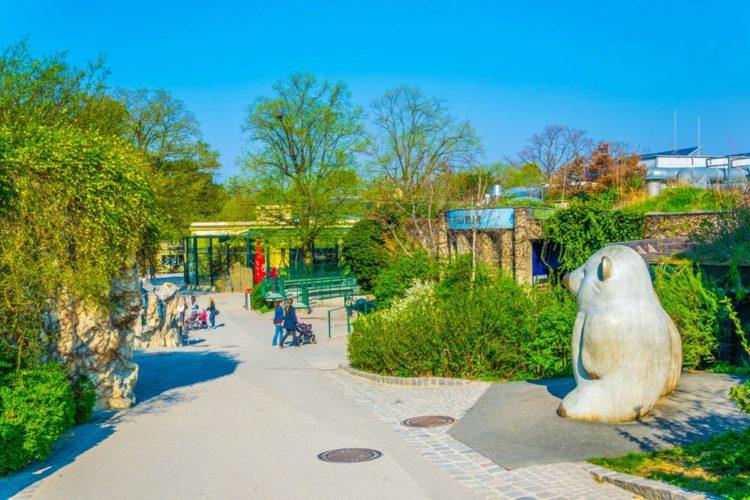 Шёнбруннский зоопарк - что посмотреть в Вене