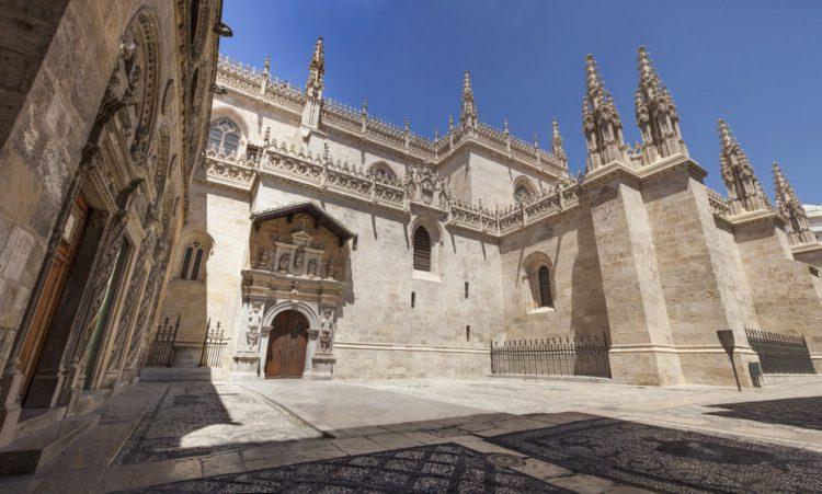 Кафедральный собор Гранады - достопримечательности Гранады