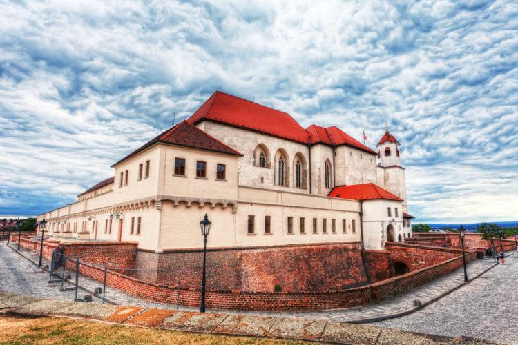 Замок Шпильберк - достопримечательности Брно