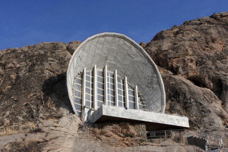 Священная гора Сулайман-Тоо - достопримечательности Киргизии
