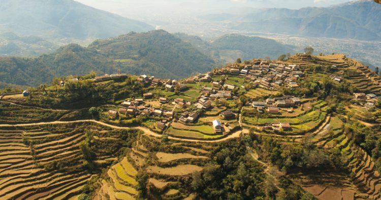 Город Покхара - достопримечательности Непала