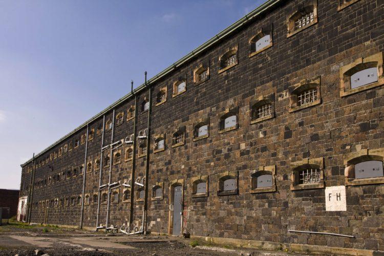 Тюрьма Крамлин-роуд - достопримечательности Белфаста