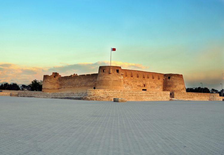 Форт Арад - достопримечательности Бахрейна