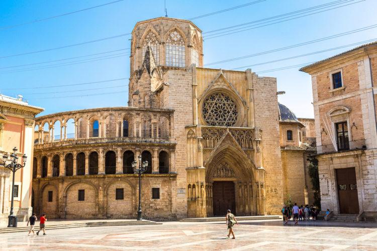 Кафедральный собор Валенсии - достопримечательности Валенсии