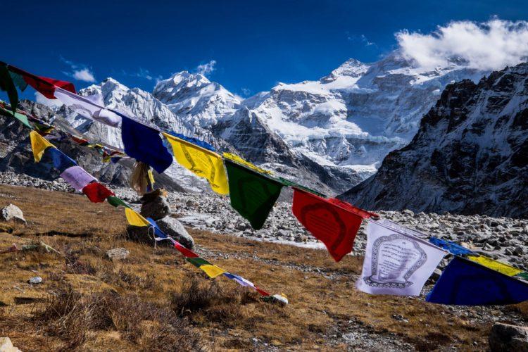 Горный массив Канченджанга - достопримечательности Непала