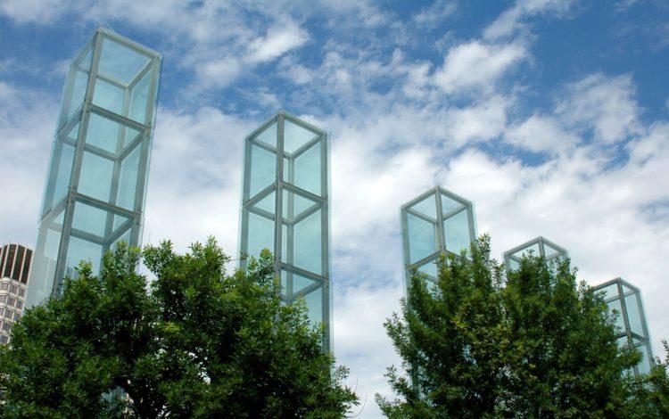 Мемориал Холокоста Новой Англии - достопримечательности Бостона