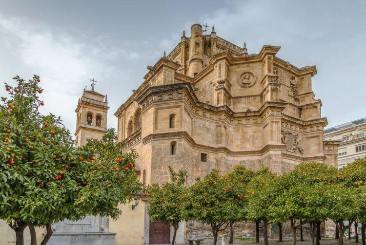 Монастырь Святого Иеронима - достопримечательности Гранады