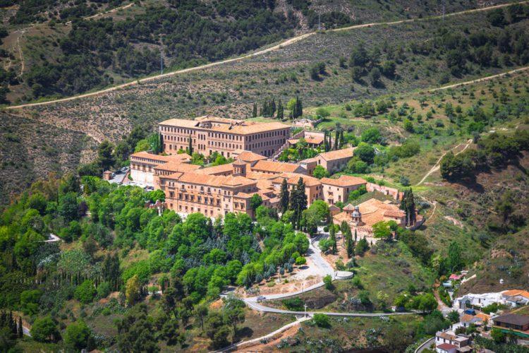 Аббатство Сакромонте - достопримечательности Гранады