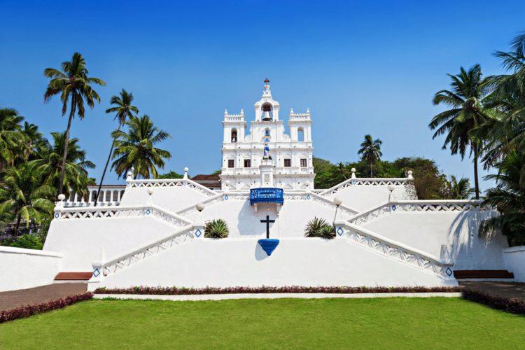 Церковь Божией Матери Непорочного Зачатия - достопримечательности Гоа