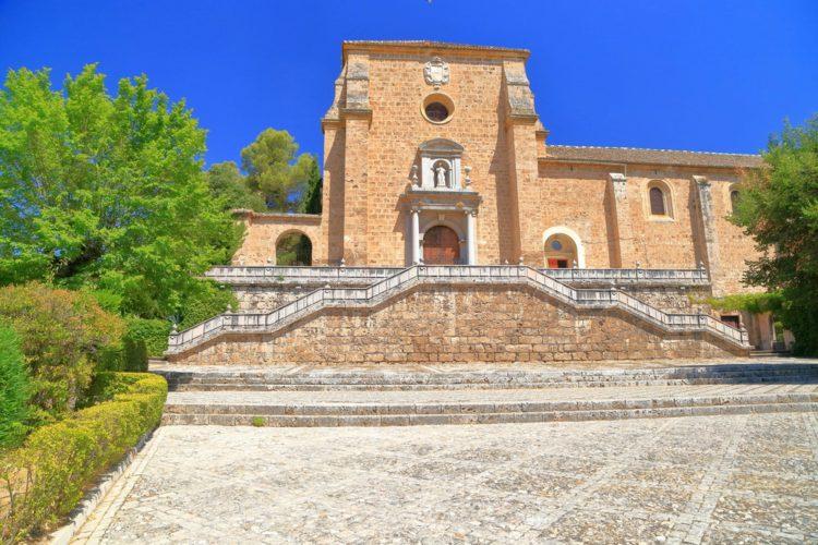 Картезианский монастырь - достопримечательности Гранады