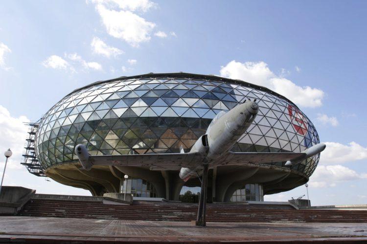 Музей воздухоплавания - достопримечательности Белграда