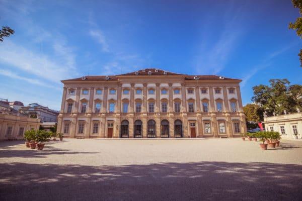 Дворец Лихтенштейнов - достопримечательности Вены