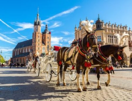 Лучшие достопримечательности Польши