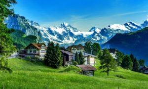 Достопримечательности Швейцарии: Топ-20 (МНОГО ФОТО)