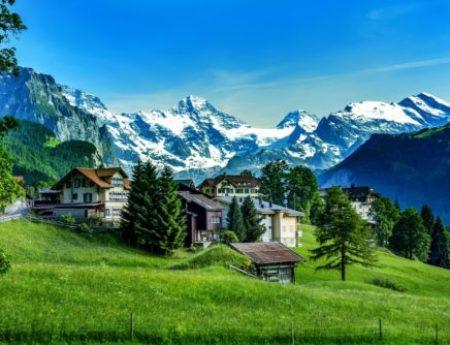 Лучшие достопримечательности Швейцарии