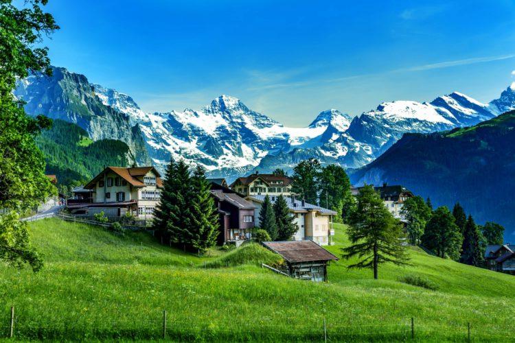 Лозанна Швейцария Достопримечательности на карте фото описание что посмотреть за один день куда сходить