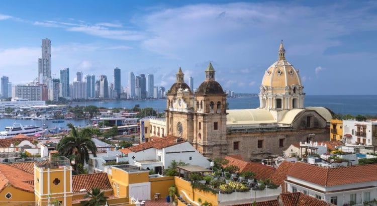 Достопримечательности Колумбии