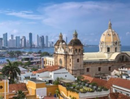 Лучшие достопримечательности Колумбии