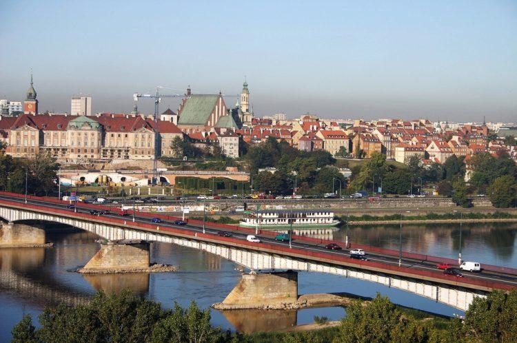 Старый город - достопримечательности Варшавы
