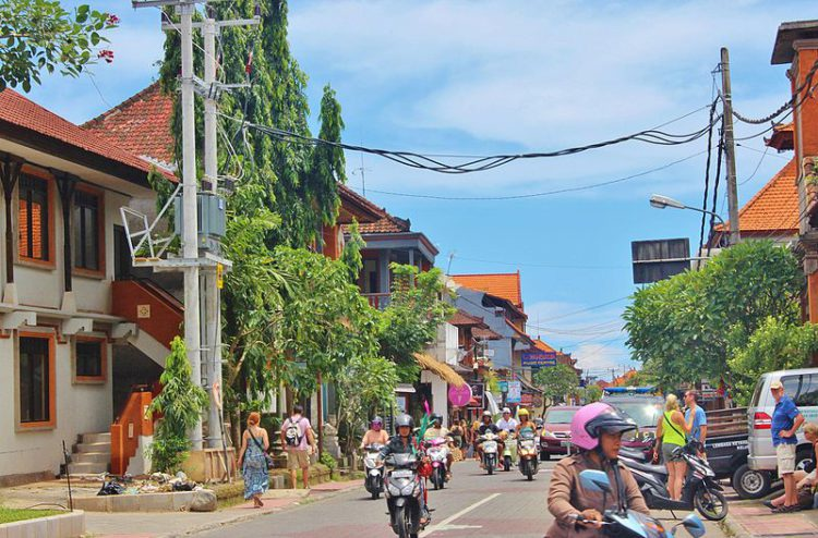 Город Убуд - достопримечательности Бали