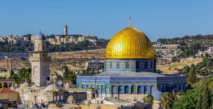 Мечеть Купол Скалы - достопримечательности Иерусалима