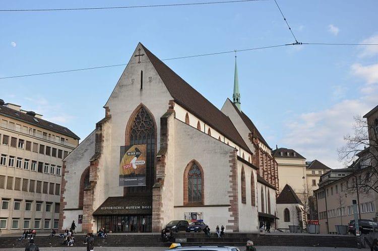 Исторический музей - достопримечательности Базеля