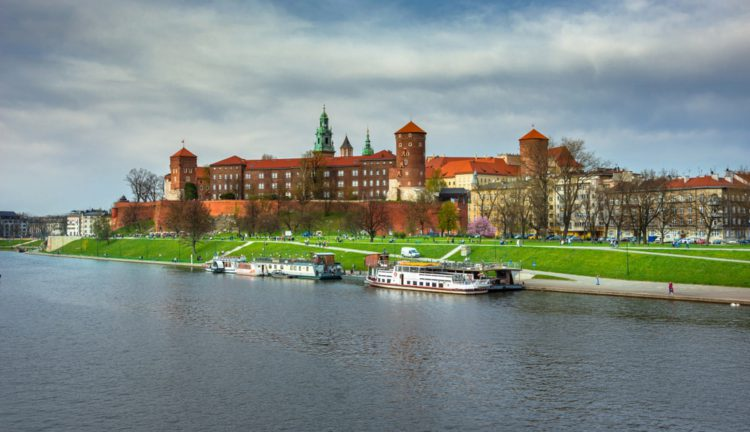 Вавельский замок - достопримечательности Кракова