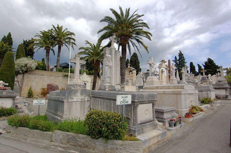 Кладбище Гран-Жас - достопримечательности Канн