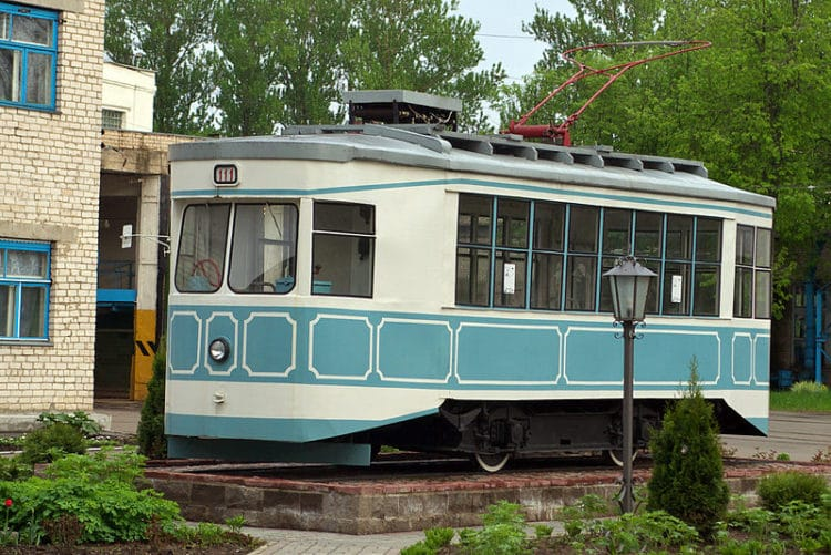 Музей истории витебского трамвая - достопримечательности Витебска