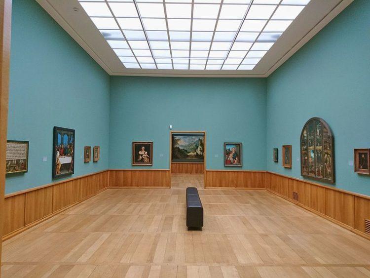 Базельский художественный музей - достопримечательности Базеля