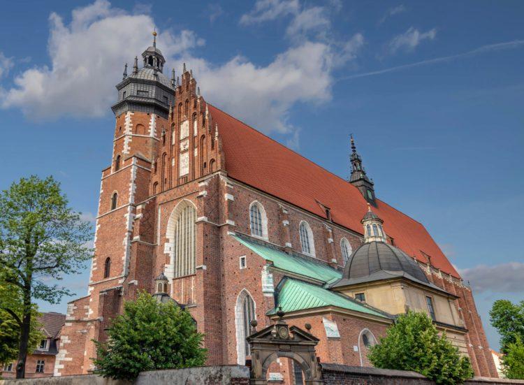 Базилика Божьего Тела - достопримечательности Кракова