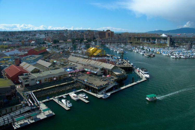 Остров Грэнвилл - достопримечательности Ванкувера