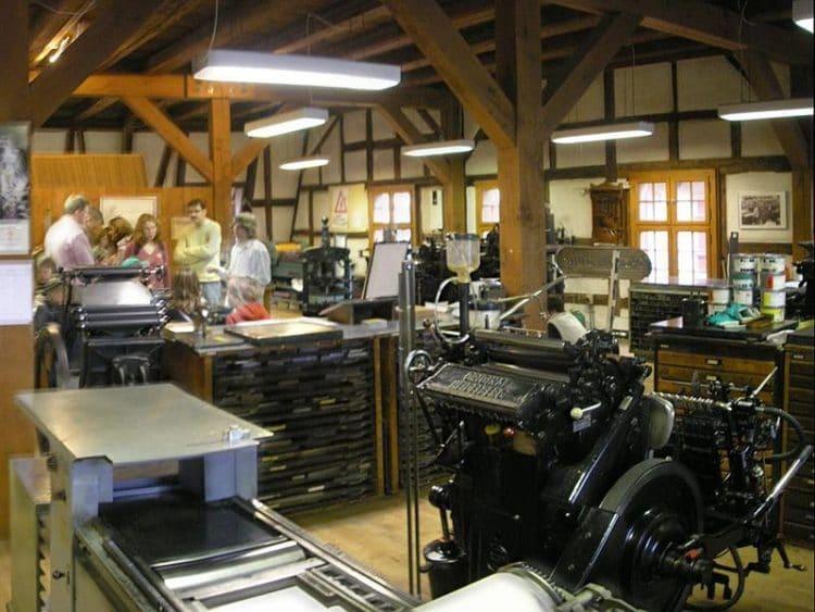 Музей «Бумажная фабрика» - достопримечательности Базеля