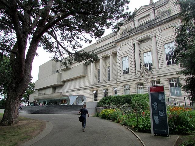 Музей Ольстера - достопримечательности Белфаста