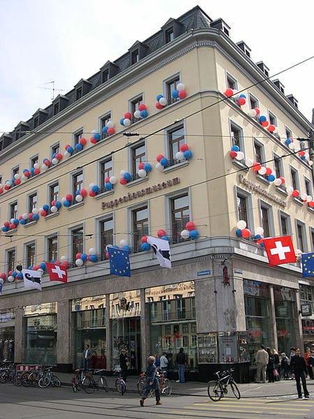 Музей «Мир игрушек» - достопримечательности Базеля