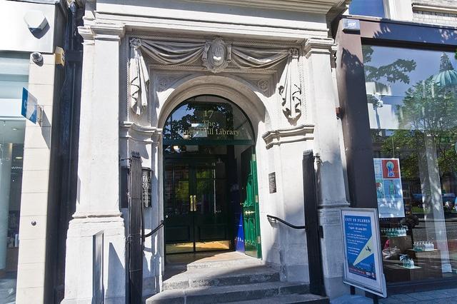 Библиотека Линен Холл - достопримечательности Белфаста