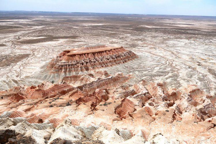 Каньон Янги-Кала - Что посмотреть в Туркмении