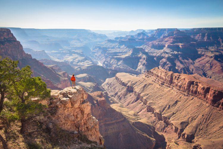 Самые красивые места мира - Великий каньон, США