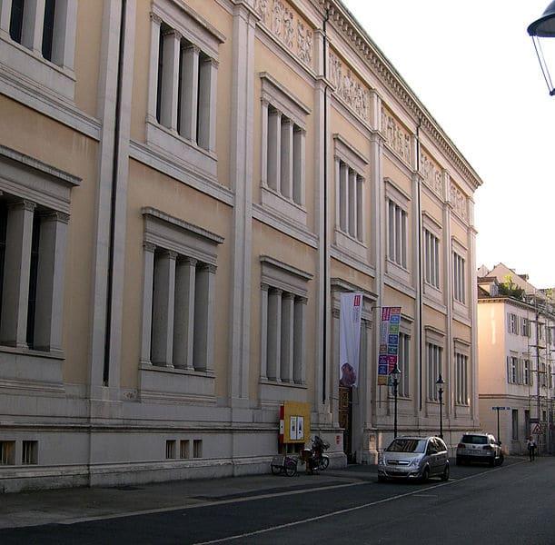 Музей естественной истории - достопримечательности Базеля