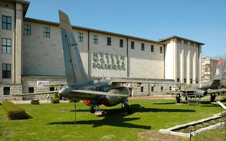 Музей Войска Польского - достопримечательности Варшавы