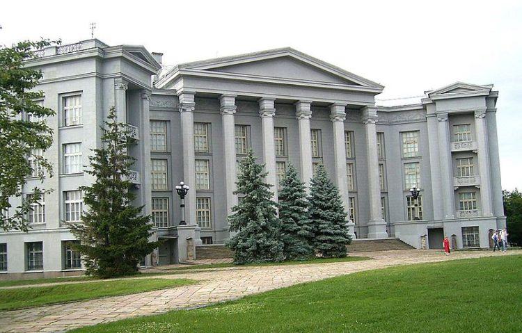 Национальный музей истории Украины - достопримечательности Киева