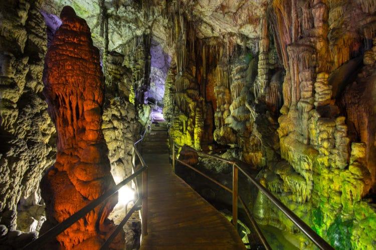 Диктейская пещера - достопримечательности Крита