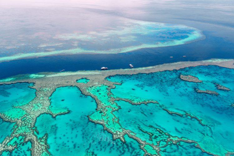 Самые красивые места мира - Большой Барьерный Риф, Австралия