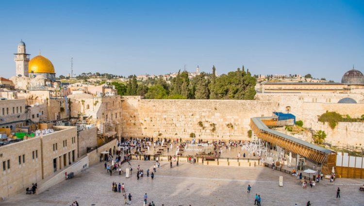 Стена Плача - достопримечательности Иерусалима