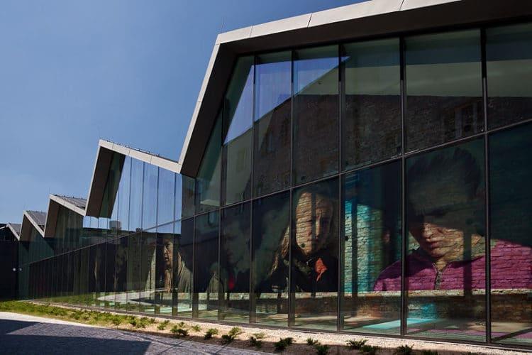 Музей современного искусства - достопримечательности Кракова