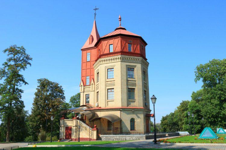 Музей воды (Водно-информационный центр) - достопримечательности Киева
