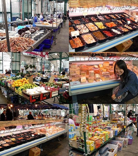 Рынок Святого Георгия - Что посмотреть в Белфасте