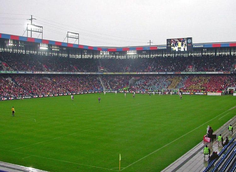 Стадион «Санкт-Якоб Парк» - Что посмотреть в Базеле