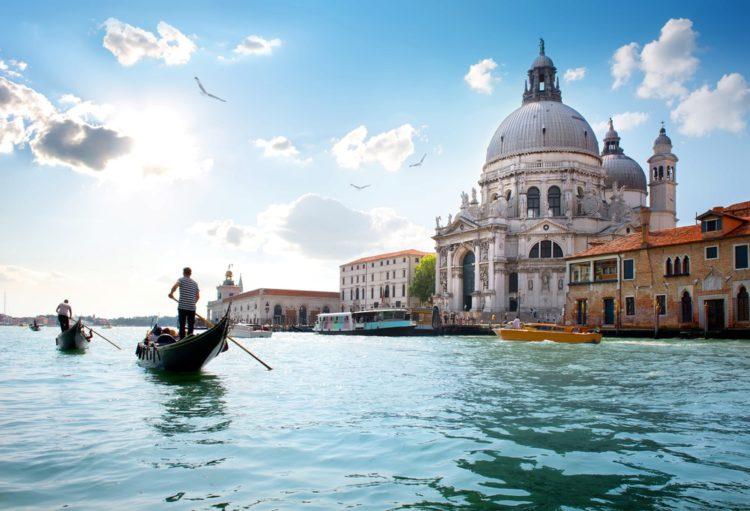 Самые красивые места планеты - Венеция, Италия