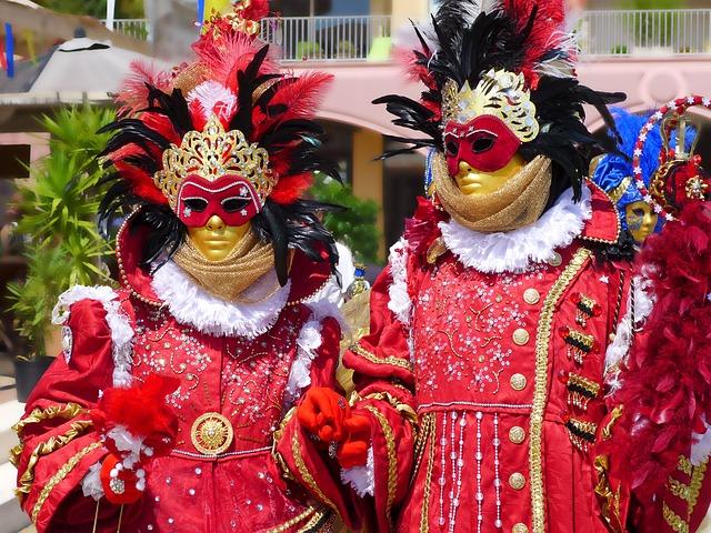 Венецианский карнавал - Что посмотреть в Венеции